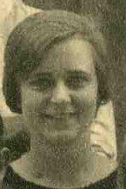 Bernice Edith Plaxton