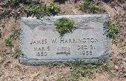 James Walter Harrington, Sr