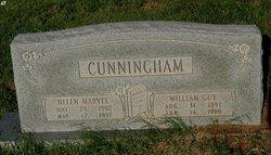 Helen Marvel <i>Hughes</i> Cunningham