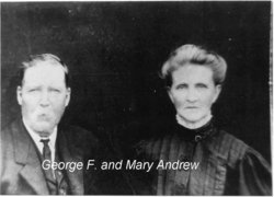 George Fox Andrew
