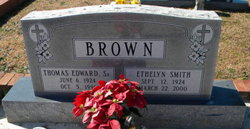 Ethelyn Ethel <i>Smith</i> Brown