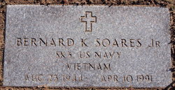 Bernard K Soares, Jr