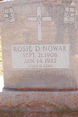 Rosie Dorothy <i>Bednarek</i> Nowak