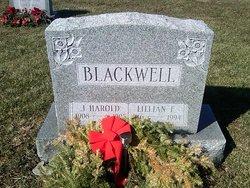 Lillian Florence <i>Worrell</i> Blackwell