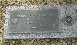 Joseph Edward Ed Cornelius