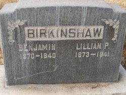 Lillian Hill <i>Pettit</i> Birkinshaw