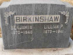 Benjamin Birkinshaw