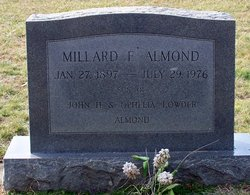 Millard Filmore Almond