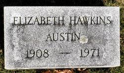 Elizabeth <i>Hawkins</i> Austin