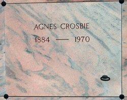 Agnes <i>Clachrie</i> Crosbie