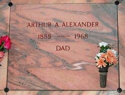 Arthur Amos Alexander