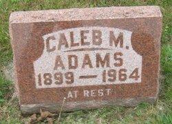 Caleb M Adams