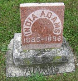 India Adams