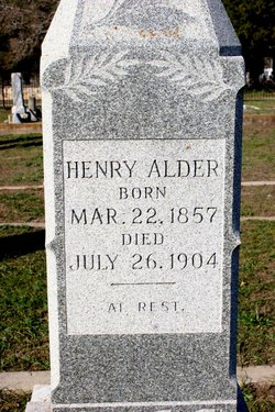 Henry Alder