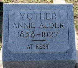 Annie Lusty Alder