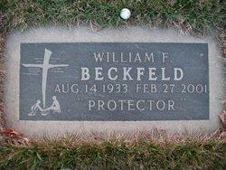 William Francis Beckfeld