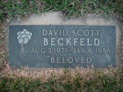 David Scott Beckfeld