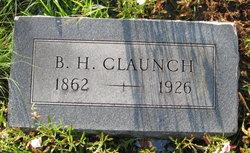 Burl Homer Claunch