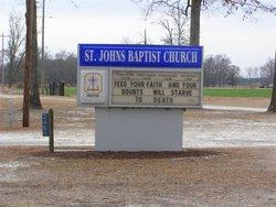 Saint Johns Baptist Church Cemetery