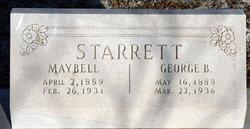 George Bell Starritt