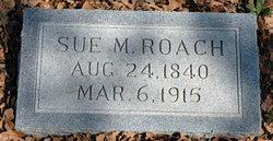 Sue Mary <i>Loving</i> Roach