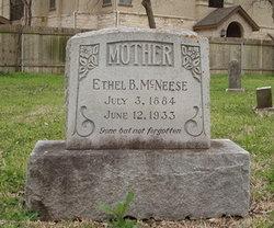 Ethel Belle <i>Kemp</i> McNeese