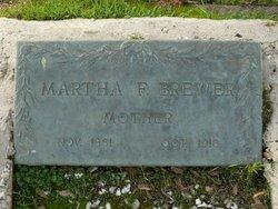 Martha Francis <i>Paine</i> Brewer