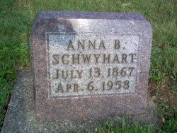 Anna B Schwyhart