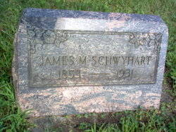 James M Schwyhart