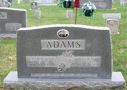 Dora <i>Johnson</i> Adams