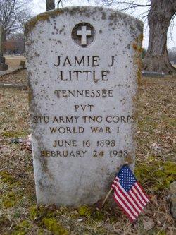 Jamie J Little