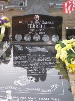 LCpl Bruce E. Ferrell, Jr