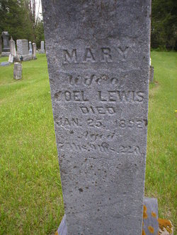 Mary Lewis
