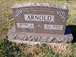 Agnes <i>Pearson</i> Arnold