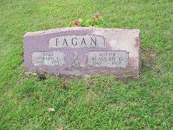 Beaulah G <i>Borden</i> Fagan