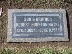 Robert Houston Bathe