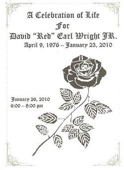 David Earl Red Wright, Jr