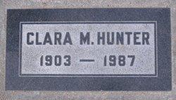 Clara Maxine <i>Fitzgerald</i> Hunter