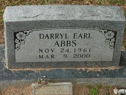 Darryl Earl Abbs