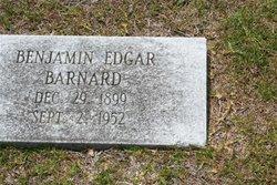Benjamin Edgar Barnard