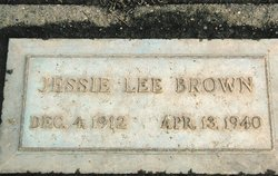 Jessie Lee Brown
