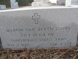 Martin Van Buren Capps