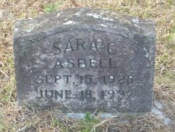 Sara C. Asbell