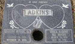 Viola Nadine <i>Moore</i> Adkins