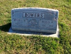Beverly M <i>Moxley</i> Bowers