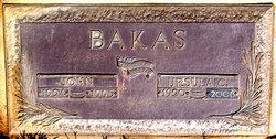 John Bakas