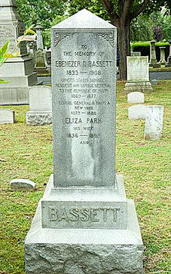 Ebenezer Don Carlos Bassett