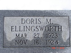 Doris M Ellingsworth