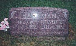 Fred Willard Hartman