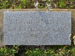 David Alsup